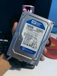 HD WESTERN DIGITAL 160GB