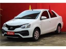 Etios Sedan X MT 1.5 - 2020 - Com apenas 16.950km