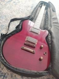 Guitarra Strinberg Les Paul LPS200 + Capa/Bag - Usada