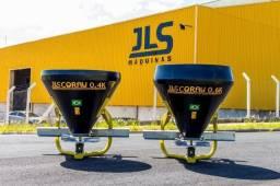 Distribuidor de Adubo e Sementes de 600 litros