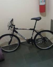 Vendo bike aro 26 nova