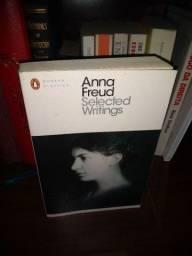 Livro Raro Selected Writings Of Anna Freud