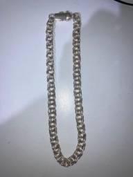 Cordões de prata