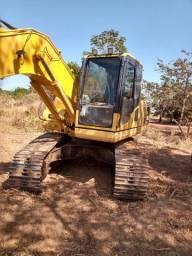 Escavadeira hidráulica komatso