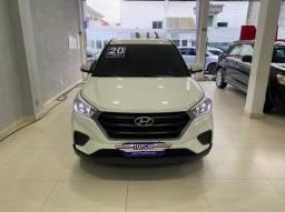 Hyundai Creta Smart 1.6 Automatico Garantia de Fabrica 12 mil km 2020!!!
