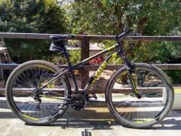 Bicicleta aro 29 Caloi com nota fiscal