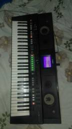 Vendo teclado Yamaha psr 650
