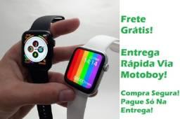 SmartWatch Bluetooth (Iwo W26) Qualidade Top! Frete Grátis! Poucas Unidades!