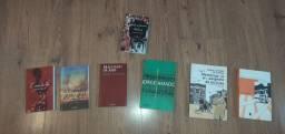 Kit livros de grandes escritores brasileiros