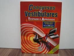 Livro: Concursos E Vestibulares - Testado E Aprovado
