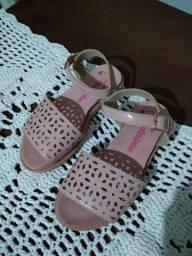 sandalia infantil menina