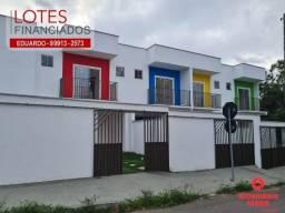 EDU [Hb104] Casas geminadas lindas em São Patricio, Jacaraípe