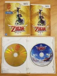 Título do anúncio: The Legend of Zelda Skyward Sword para nintendo Wii