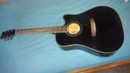 Troco esse violão a troco de um violino