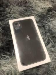 iPhone 11 128 gb novo lacrado nf