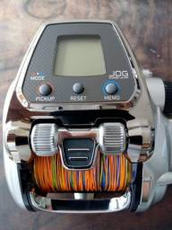 vendo carretilha elétrica Daiwa 500J nova