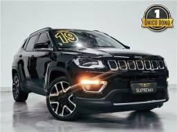Jeep Compass 2019 2.0 flex limited automático