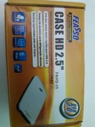 Case HD  3.0 usb para notebook, PS4 ou Xbox One