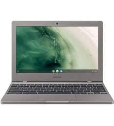 """Samsung chromebook 11.6"""" 4 gb ram - Novo com nota."""
