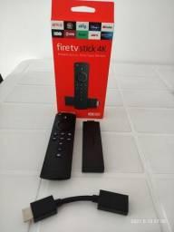 Fire TV Stick 4K TV smart