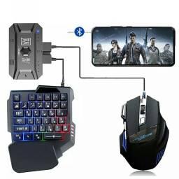 Controlador adaptador mouse e teclado m1pro flydigi M1 pro