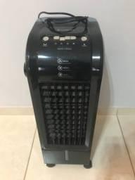 Climatizador de ar quente e frio