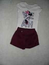 Moda Infantil Feminina