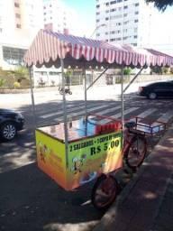 Food Bike de Salgados
