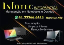 Informática assistência tecnica