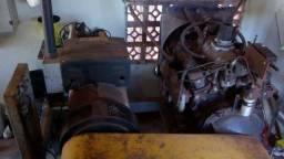 motor gerador biogas