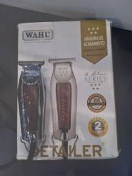 Título do anúncio: Máquina de acabamento detalhe wahl