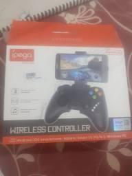 Controle Ipega Gamepad