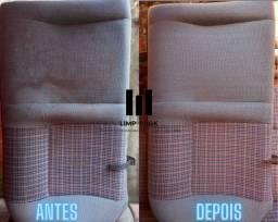 Sofá poltronas cadeiras puffs higiênização