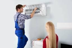 Ar Condicionado Instalação Credenciada