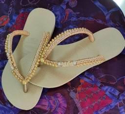 Sandalias customizadas