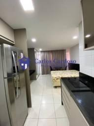 CCNI - Apartamento 1 quarto mobiliado em Boa Viagem - Nascente - Novo