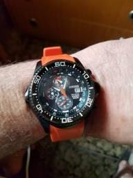 Relógio citizen aqualand em exelente estado comprar usado  Cotia