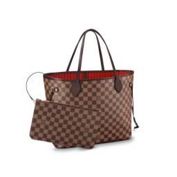Bolsa Louis Vuitton Neverfull com Necessaire comprar usado  Itapetininga