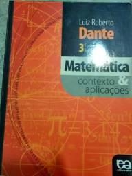 Livro Matemática - Contexto & Aplicações 3