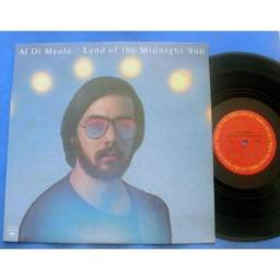 LPs Al Di Meola - Land of the midnight sun / Albert Collins - Ice pickin (Importados)
