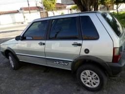 Fiat Uno Mille Way - 2010