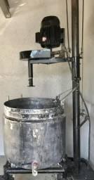 Tanque, misturador industrial