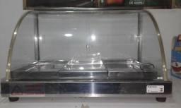 Vendo estufa para salgados nova