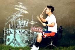 Aulas de bateria em Curitiba - Escola de Música Dó Maior