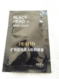 Mascara preta para remover cravos