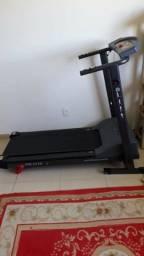 Esteira Eletrônica Dream Fitness DR 2110 Dobrável Bivolt Vel Máx 13 km/h