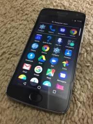 Moto G5 Plus Platinum 32gb