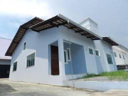 Linda casa no Jaraguá Esquerdo,Financia,Suíte mais 2 dormitórios