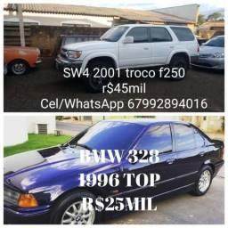 Toyota SW4 2001 +bmw 1996 - 2001