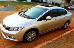 Civic top de linha igual Zero !! - 2012